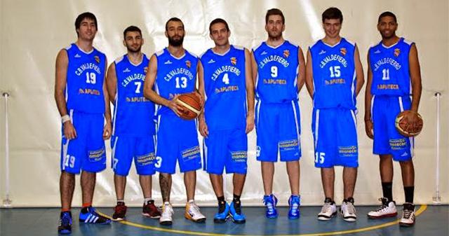 Apliteca con el Club de Baloncesto de Valdefierro, Zaragoza